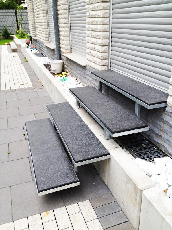 ihr fachmann f r aussentreppen mit granitstufen im ruhrgebiet und nrw treppen h lsmann aus. Black Bedroom Furniture Sets. Home Design Ideas